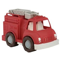 Wonder Wheels Fire Truck