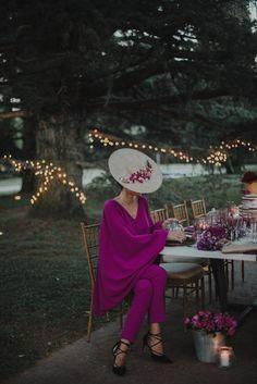 Look invitada boda: mi nuevo mono favorito Invitadas - Confesiones de una Boda Look Formal, Wedding Guest Style, Glamour, Wedding Hats, Classy And Fabulous, Mother Of The Bride, Casual Chic, Passion For Fashion, Style Inspiration