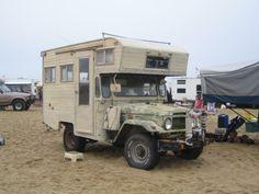 bj45 - Four Wheel Camper