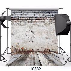 Charmant 11.63 |Vieux Mur De Briques Photographie Fond En Bois Photographie étage  Fond Fond Studio De Photographie Fond Studio Photo Vinyle Dans  Sous Vêtements De ...