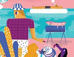 Editorial illustrations 2015