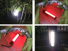Convenient  outdoor camping lamp