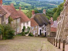 Uncovering the many treasures on Gold Hill in Shaftesbury - This Is Your Kingdom