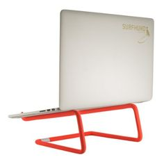 SURFHUND laptop stand Neo for MacBook Pro, MacBookAir, notebooks from Dell, HP, Acer, Samsung, Lenovo, Fujitsu and many more.: Amazon.co.uk: Kitchen & Home