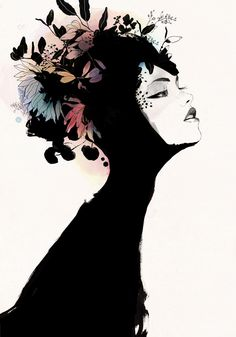 Conrad Roset 'Pale' @ Spoke Art Gallery - beautiful.bizarre