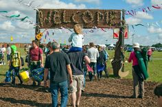 10 Very Real Struggles Every Camper Faces At Camping Festivals: If you've ever been to a camping festival, you know this is true...
