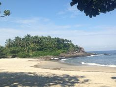 Praia  das Calhetas, São Sebastião