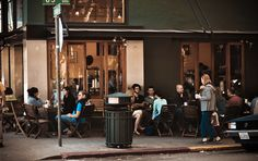 Rockridge neighborhood in Oakland, CA