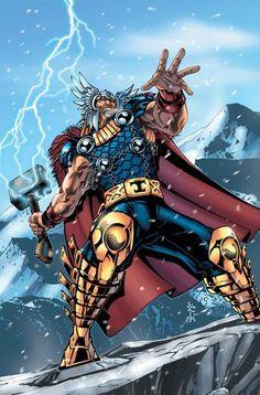 Thor as King | MarvelComics Perú