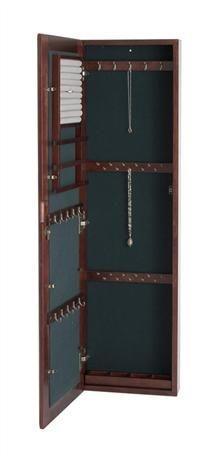 Boston Loft Furnishings ATG WallMount Jewelry Mirror 414H x 14 1