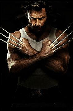Hugh Jackman. Recently donated $10,000 To The Montreal Children's Hospital After Filming In The Area. Don't mess with The Wolverine.