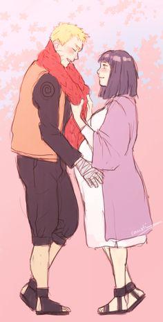 Naruto and Pregnant Hinata Boruto, Hinata Hyuga, Naruto Shippuden Anime, Naruhina, Anime Naruto, Uzumaki Family, Naruto Family, Naruto Couples, Anime Family