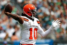 Robert Griffin III placed on injured reserve by Cleveland Browns