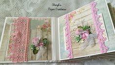 "Cheryl's Paper Creations: Craft & You ""Beautiful Day"" Mini Album"