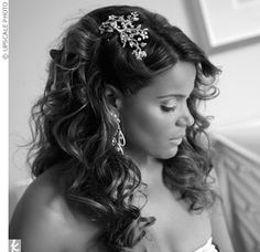 Real Weddings - The Hair