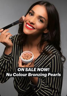 Creative Makeup, Simple Makeup, Bronzing Pearls, Makeup Tips Foundation, Makeup Routine, Makeup Collection, Perfect Match, Wedding Makeup, Makeup Inspiration
