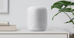 Appleは本日、Appleがデザインした音声コントロールホームミュージックスピーカー、HomePodを発表。ハイファイサウンド、ファーフィールド音声認識が可能なSiri、そしてホームコントロールを搭載。