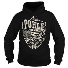 Its a POHLE Thing (Eagle) - Last Name, Surname T-Shirt