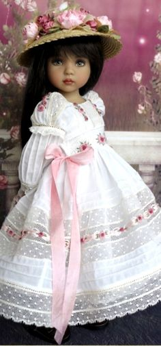 A repin of an Effner doll