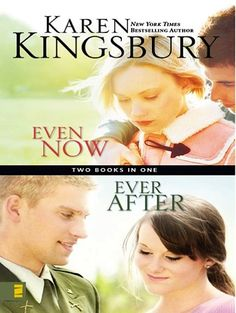 Bargain e-Book Novels 2-books-in-1: Even Now / Ever After {by Karen Kingsbury} ~ $1.99!! #kindle #ebooks