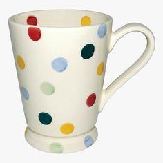 Seconds Polka Dot Cocoa Mug