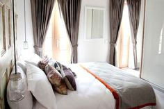 Master bedroom - Sophie and Dale