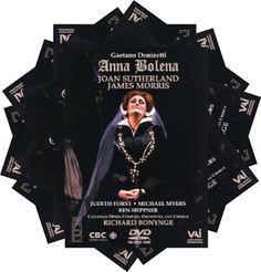 Gaetano Donizetti - Anna Bolena. Joan Sutherland, Richard Bonynge