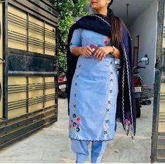 Bridal Suits Punjabi, Designer Punjabi Suits Patiala, Punjabi Suits Party Wear, Punjabi Suits Designer Boutique, Party Wear Indian Dresses, Designer Party Wear Dresses, Indian Designer Suits, Patiala Salwar, Punjabi Suit Neck Designs