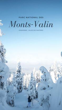 A la rencontre des fantômes et des momies du Parc national des Monts-Valin au Québec !