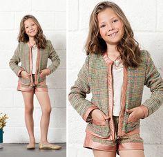 roupas de menina inverno moderna - Pesquisa Google