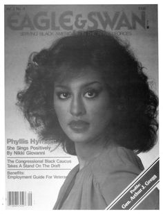 Phyllis Hyman Vintage Black Glamour, Vintage Beauty, My Black Is Beautiful, Pretty Black, Black Music Artists, Phyllis Hyman, Black Sisters, Vintage Classics, Black Celebrities