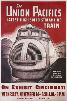 Union Pacific 1934