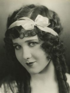 Promo shot of Mary Brian for The Enchanted Hill  by Eugene Robert Richee c.1926