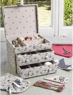 El blog de Dmc: Colección de accesorios de costura Little Roses
