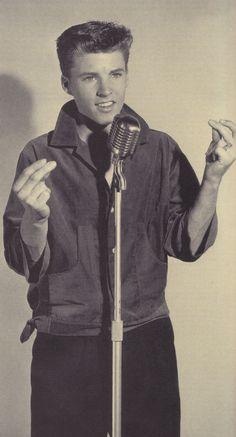 Ricky in 1957