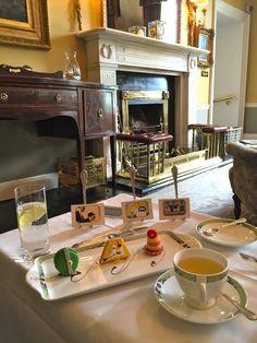 """Art Tea"", The Merrion Hotel, Dublin, Ireland."