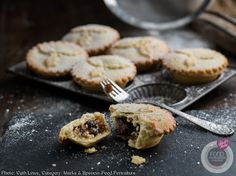Mince Pies by Cath Lowe. M&S Food Portraiture Category of the Pink Lady Food Photographer Of The Year 2015 entry.
