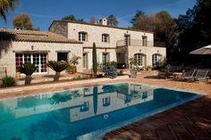 Detalhes do Céu: Casa provençal nas montanhas francesas