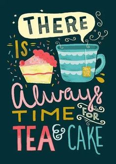 Mad hatter finds a way for tea an cake