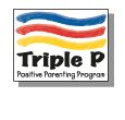 Triple P offers parents tips to help manage the big and small problems of family life.