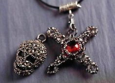 Free tutorial : Skull and cross bead