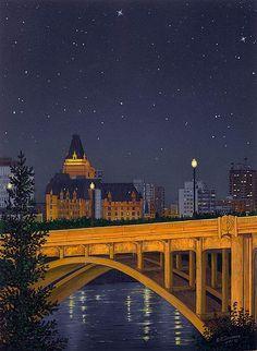 Glen Scrimshaw Saskatoon Jewels