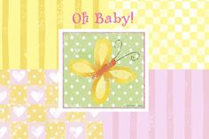 This charming little baby birth announcement card makes the best way to let everyone know your good news and celebrate the sweet new baby with you.