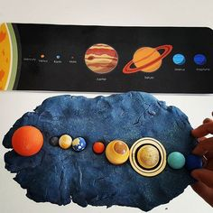 Learning about the planets that make up | WEBSTA - Instagram Analytics
