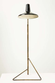 Gino Sarfatti Floor Lamp   From a unique collection of antique and modern floor lamps at http://www.1stdibs.com/furniture/lighting/floor-lamps/