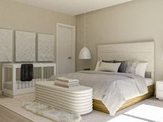 My Modsy Story: Creating a Restful Bedroom For Us and Our Newborn | Modsy Blog Traditional Interior, Contemporary Bedroom, Other Rooms, Interior Design Services, Design Consultant, First Home, Design Projects, Master Bedroom, Furniture