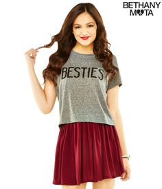 Love this shirt from Bethany Motas collection.<3