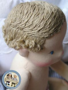 Elaine – lalka szmaciana niemowlaczek | Lalinda