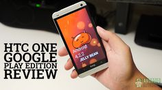 HTC One Google Play Edition review [video]