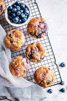 Greek Yogurt Blueberry Muffins are an easy and healthier way to have breakfast! Quick to mix up and super freezer-friendly, this is a back to school treat you don't want to miss. Can we talk about the fact that I have a million and two muffin recipes on this blog Worst of all… There's already …